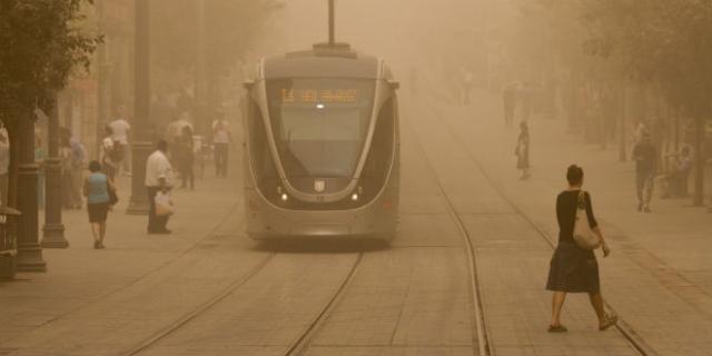 dust storm Jer