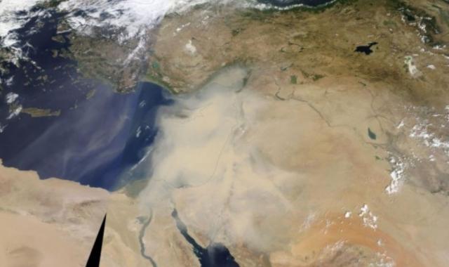 Unusual Sandstorm